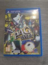 Covers Persona 4 Golden psvita_eu