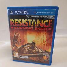 Covers Resistance Burning Skies psvita_eu