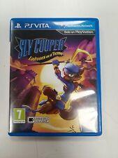 Covers Sly Cooper Voleur à Travers le Temps psvita_eu