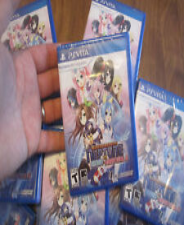Covers SuperDimension Neptune VS SEGA Hard Girls psvita_eu