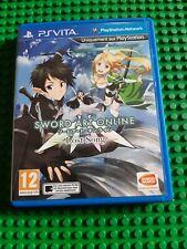 Covers Sword Art Online: Lost Song psvita_eu