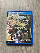 Covers Ys: Memories of Celceta psvita_eu