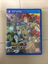 Covers Dragon Ball: Z Battle of Z psvita_eu