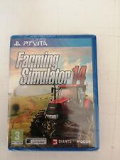 Covers Farming Simulator 14 psvita_eu
