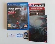 Covers God Eater 2 Rage Burst psvita_eu