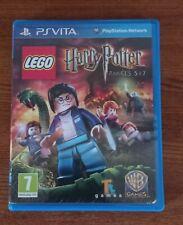 Covers LEGO Harry Potter: Années 5 à 7 psvita_eu