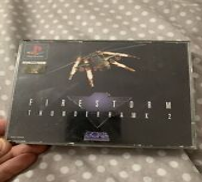Covers Firestorm: ThunderHawk 2 psx