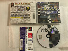 Covers Formula Circus psx