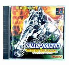 Covers Gallop Racer 3 psx