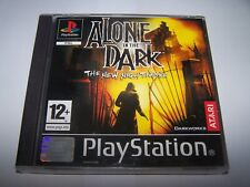 Covers Alone in the Dark : The New Nightmare psx