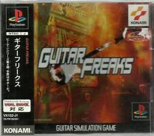 Covers Guitar Freaks psx