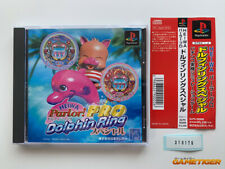 Covers Heiwa Parlor! Pro: Dolphin Ring Special psx