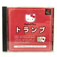 Covers Hello Kitty Trump psx