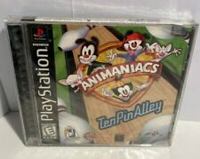 Covers Animaniacs: Ten Pin Alley psx