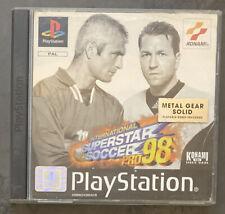 Covers International Superstar Soccer Pro psx