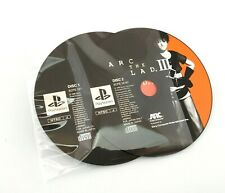Covers Arc the Lad psx