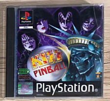 Covers Kiss Pinball psx