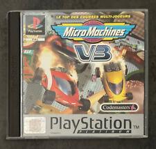 Covers Micro Machines V3 psx