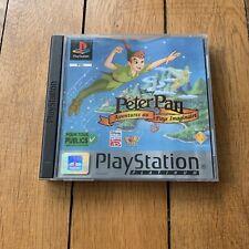 Covers Peter Pan: Aventures au Pays Imaginaire psx