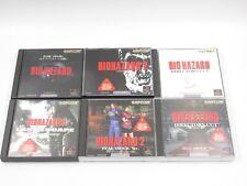Covers Resident Evil 2 psx