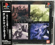 Covers Battle Master psx