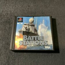 Covers Battle Stations psx