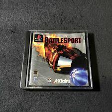 Covers BattleSport psx