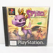 Covers Spyro 2 : Gateway to Glimmer psx