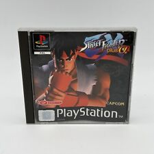 Covers Street Fighter EX Plus Alpha psx