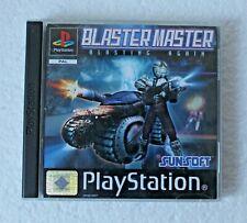 Covers Blaster Master: Blasting Again psx