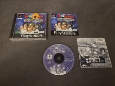 Covers Worms psx