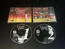 Covers Chronicles of the Sword psx