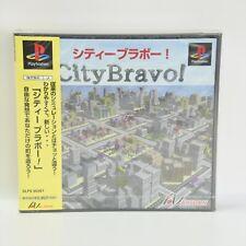 Covers City Bravo! psx