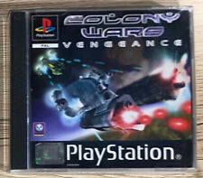 Covers Colony Wars psx