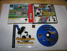 Covers Combination Pro Soccer psx