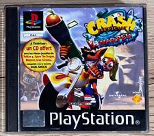 Covers Crash Bandicoot: Warped psx
