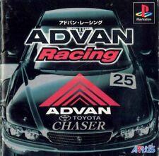 Covers Advan Racing psx