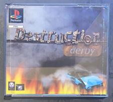 Covers Destruction Derby psx