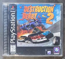 Covers Destruction Derby 2 psx