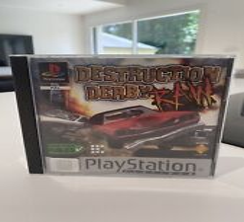 Covers Destruction Derby Raw psx