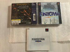 Covers Enigma psx