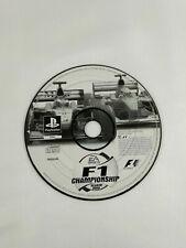 Covers F1 Championship Season 2000 psx