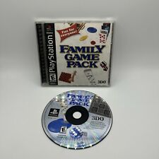 Covers Family Game Pack psx