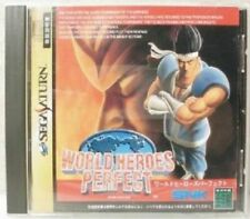 Covers World Heroes Perfect saturn