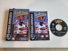 Covers World Series Baseball 2 saturn