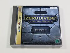Covers Zero Divide: The Final Conflict saturn