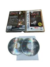 Covers Creature Shock: Special Edition saturn