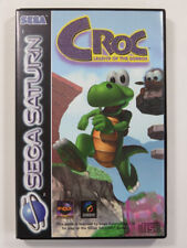 Covers Croc: Legend of the Gobbos saturn