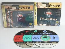 Covers DeathMask saturn