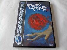 Covers Deep Fear saturn
